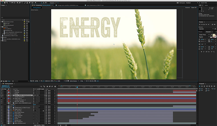 After Effects Training Ottawa