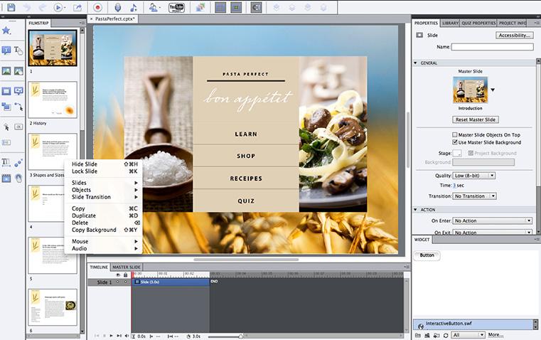 Adobe Captivate Training Ottawa